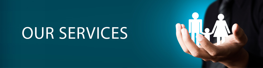 Products and Services Header